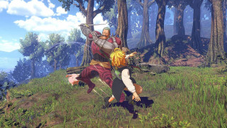 The Seven Deadly Sins: Knights of Britannia PS4