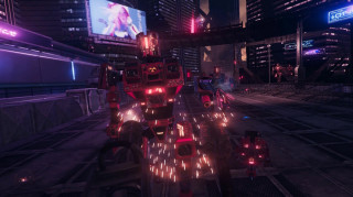Time Carnage VR PS4