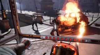 Wolfenstein Cyberpilot (VR) PS4