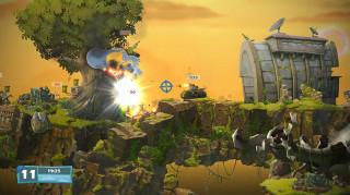 Worms Battleground + Worms WMD PS4