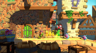 Yooka-Laylee The Impossible Lair PS4