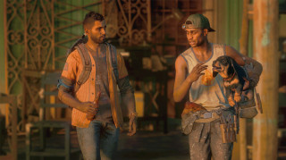 Far Cry 6 Gold Edition + Far Cry 6 Lions of Yara szobor PS5