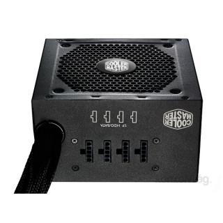 Cooler Master G550M 550W PFC 12 cm ventillátorral dobozos tápegység PC