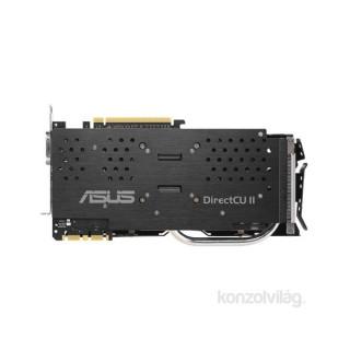 ASUS STRIX-GTX970-DC2OC-4GD5 nVidia 4GB GDDR5 256bit PCIe videokártya PC