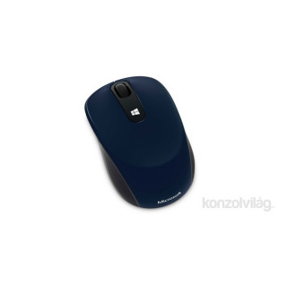 Microsoft Sculpt Mobile Mouse Dobozos wless kék notebook egér PC