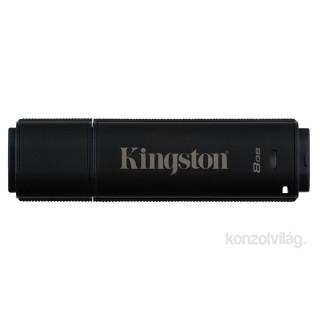 Kingston 8GB USB3.0 Fekete (DT4000G2/8GB) Flash Drive PC
