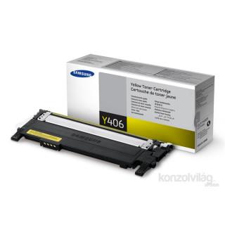 Samsung CLT-Y406S sárga toner PC