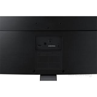 Samsung S24E510C LED HDMI ívelt kijelzős monitor (LS24E510CS/EN) PC
