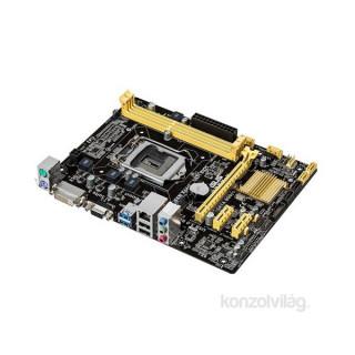 ASUS B85M-K Intel B85 LGA1150 mATX alaplap PC