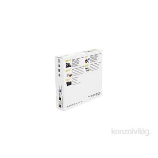 Samsung USB 8x SE-208GB/RSBDE dobozos fekete DVD író PC