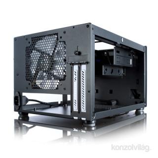 Fractal Design Core 500 Fekete (Táp nélküli) mITX ház PC