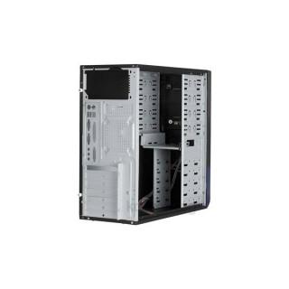 Gembird CCC-J-03 táp nélküli fekete ATX ház PC