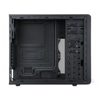 Cooler Master N300 táp nélküli fekete ATX ház PC