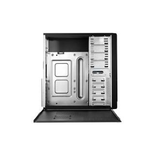 Spire SP2015B CoolBox Fekete 420W ATX ház PC