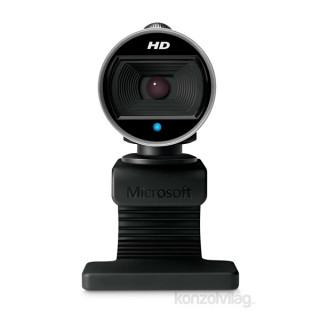 Microsoft LifeCam Cinema Dobozos 720p Alu webkamera PC