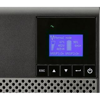 EATON 5P 850i 600W fekete szünetmentes tápegység PC