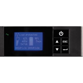 EATON 5P 1150i 770W szürke rack 1U szünetmentes tápegység PC