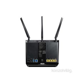 Asus RT-AC68U AC1900 Mbps Dual-band gigabit AiMesh gaming Wi-Fi router PC