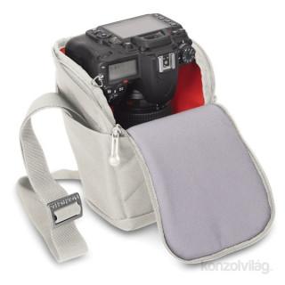 Manfrotto Vivace 30 Holster Stile Plus szürke SLR fényképezőgép táska PC