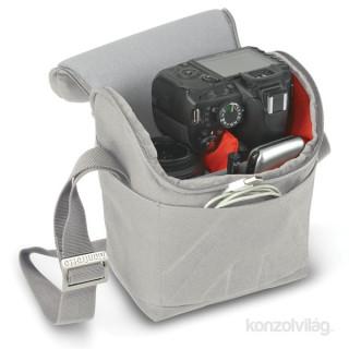 Manfrotto Amica 30 Shoulder Stile Plus szürke SLR fényképezőgép táska PC