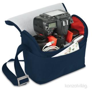 Manfrotto Amica 50 Shoulder Stile Plus kék SLR fényképezőgép táska PC