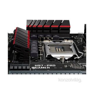 ASUS H97-PRO GAMER Intel H97 LGA1150 ATX alaplap PC