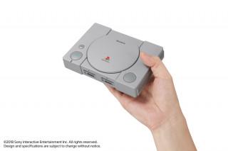 PlayStation Classic Retro