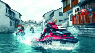 Aqua Moto Racing Utopia Nintendo Switch