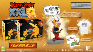 Asterix and Obelix XXL 2 Collector Edition Nintendo Switch
