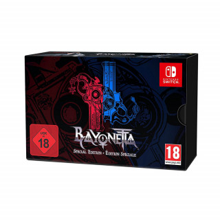 Bayonetta 2 Limited Edition Nintendo Switch