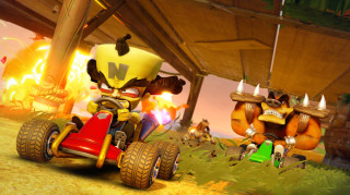 Crash Team Racing: Nitro-Fueled Nitros Oxide Edition Nintendo Switch