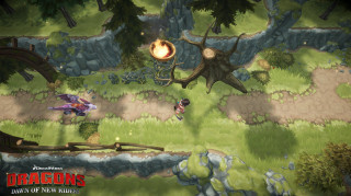 Dragons: Dawn of New Riders Nintendo Switch