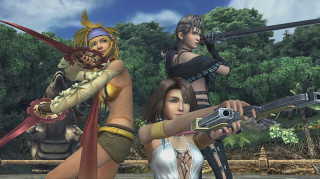 Final Fantasy X / X-2 HD Remaster Nintendo Switch