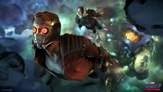 Guardians of the Galaxy: The Telltale Series Nintendo Switch