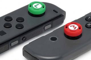 Joy-Con Super Mario kopásgátló Nintendo Switch