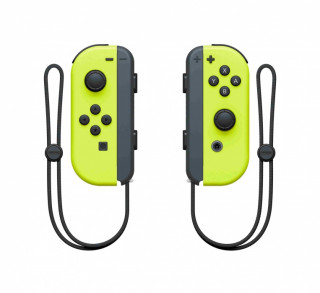 Nintendo Switch Joy-Con (Neon Sárga) kontrollercsomag Nintendo Switch