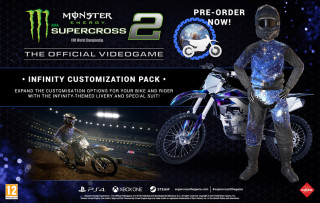Monster Energy Supercross – The Official Videogame 2 Nintendo Switch