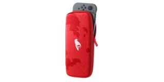 Nintendo Switch Hordozótáska és képernyővédő fólia (Super Mario Odyssey) Nintendo Switch
