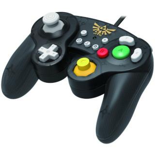 Nintendo Switch GameCube stílusú kontroller - Zelda Nintendo Switch