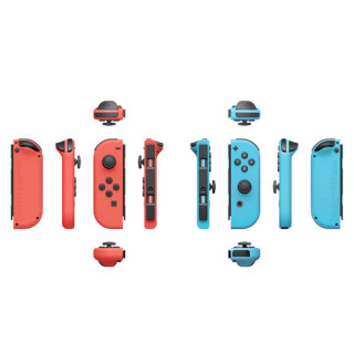 Nintendo Switch Joy-Con (Piros-Kék) + Snipperclips kontrollercsomag Nintendo Switch