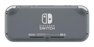 Nintendo Switch Lite (Szürke) Nintendo Switch