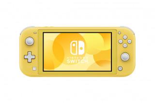 Nintendo Switch Lite (Sárga) Nintendo Switch