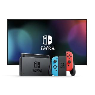 Nintendo Switch (Piros-Kék) Nintendo Switch