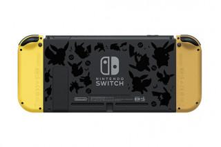 Nintendo Switch + Pokémon Let's Go Pikachu! Nintendo Switch