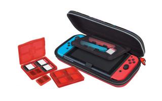 Nintendo Switch Super Mario Odyssey mintás tok (BigBen) Nintendo Switch