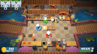 Overcooked! Special Edition + Overcooked! 2 Nintendo Switch