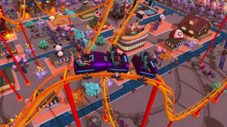 RollerCoaster Tycoon: Adventures Nintendo Switch