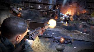 Sniper Elite V2 Remastered Nintendo Switch