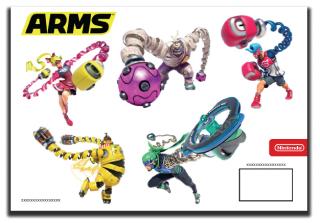 SWITCH ARMS Nintendo Switch