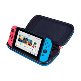 Switch Game Traveler Deluxe Travel Case RDS Mario Blue (BigBen) Nintendo Switch